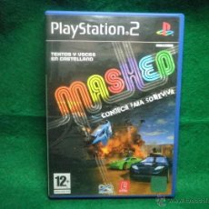 Videojuegos y Consolas: MASHED - PS2 - PLAYSTATION 2. Lote 221640928