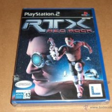 Videojuegos y Consolas: RTX : RED ROCK PARA SONY PLAYSTATION 2 / PS2, A ESTRENAR, PAL. Lote 40962829
