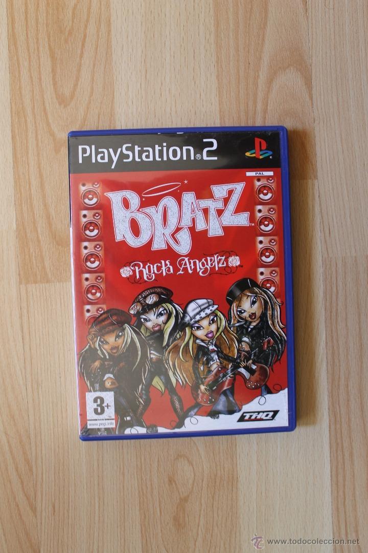 Videojuegos y Consolas: BRATZ ROCK ANGELZ JUEGO PLAYSTATION 2 TOTALMENTE EN CASTELLANO PS2 - Foto 2 - 41258197