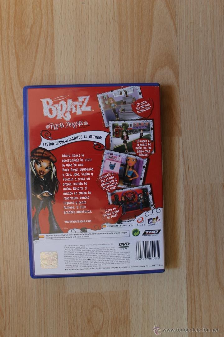 Videojuegos y Consolas: BRATZ ROCK ANGELZ JUEGO PLAYSTATION 2 TOTALMENTE EN CASTELLANO PS2 - Foto 3 - 41258197
