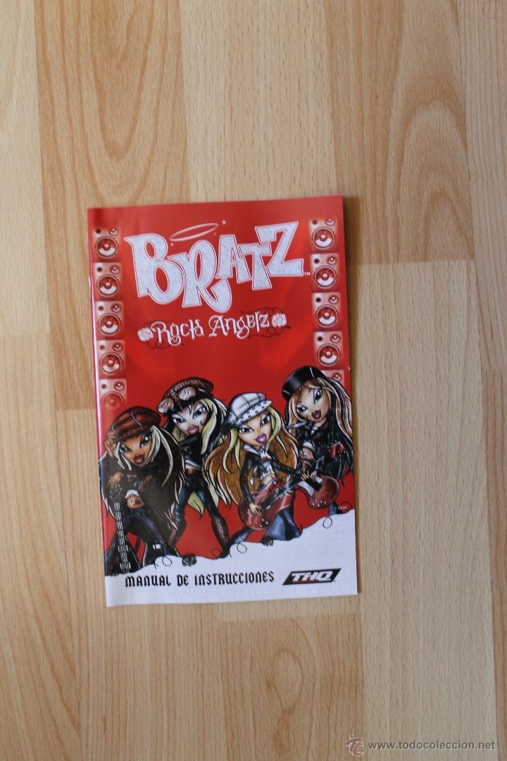 Videojuegos y Consolas: BRATZ ROCK ANGELZ JUEGO PLAYSTATION 2 TOTALMENTE EN CASTELLANO PS2 - Foto 4 - 41258197