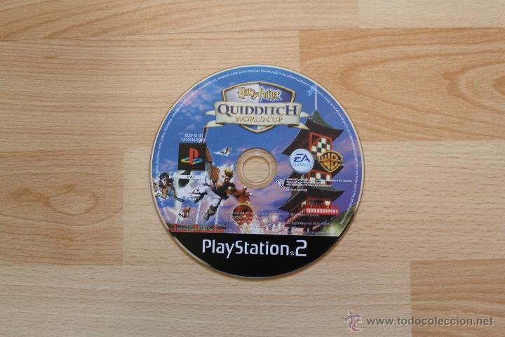 Videojuegos y Consolas: HARRY POTTER QUIDDITCH COPA DEL MUNDO JUEGO PLAYSTATION 2 EDICIÓN ESPAÑOLA PS2 - Foto 6 - 147913970