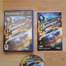 Jeux Vidéo et Consoles: JUICED 2 HOT IMPORT NIGHT JUEGO PLAYSTATION 2 EDICIÓN ESPAÑOLA PS2. Lote 41259497