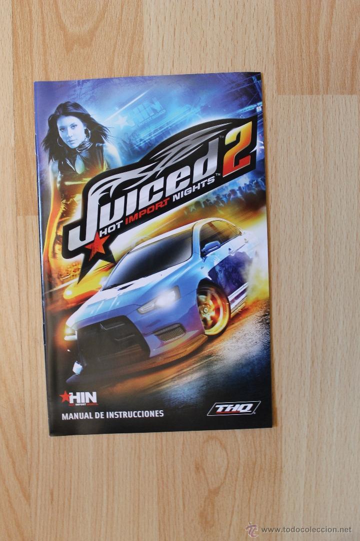 Videojuegos y Consolas: JUICED 2 HOT IMPORT NIGHT JUEGO PLAYSTATION 2 EDICIÓN ESPAÑOLA PS2 - Foto 4 - 41259497