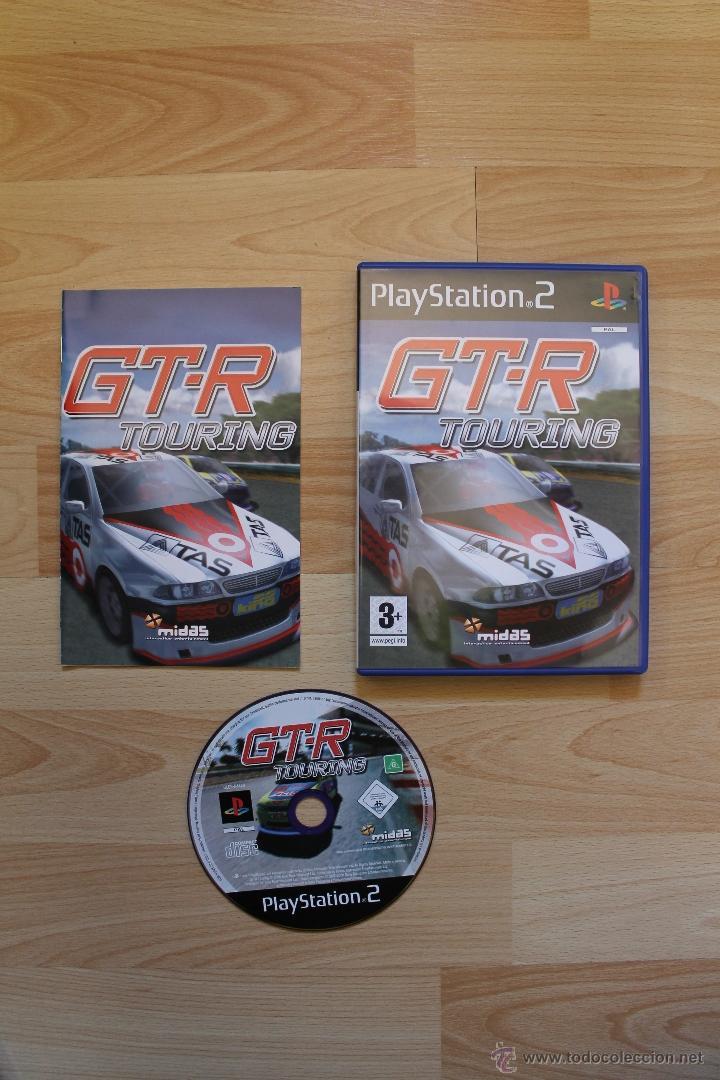 GT-R TOURING JUEGO PLAYSTATION 2 EDICIÓN ESPAÑOLA PS2 (Juguetes - Videojuegos y Consolas - Sony - PS2)