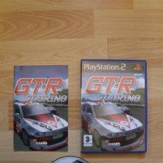 Videojuegos y Consolas: GT-R TOURING JUEGO PLAYSTATION 2 EDICIÓN ESPAÑOLA PS2. Lote 41259766