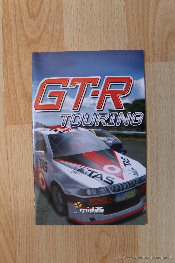 Videojuegos y Consolas: GT-R TOURING JUEGO PLAYSTATION 2 EDICIÓN ESPAÑOLA PS2 - Foto 4 - 41259766