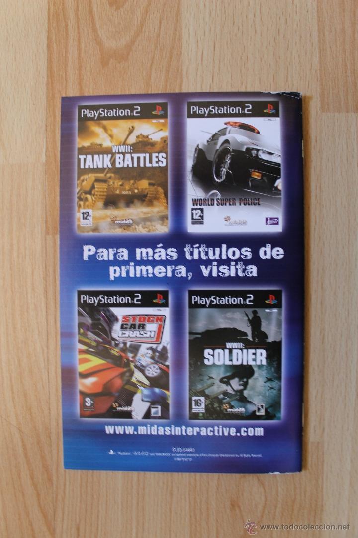 Videojuegos y Consolas: GT-R TOURING JUEGO PLAYSTATION 2 EDICIÓN ESPAÑOLA PS2 - Foto 5 - 41259766