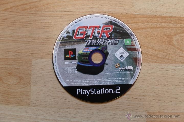 Videojuegos y Consolas: GT-R TOURING JUEGO PLAYSTATION 2 EDICIÓN ESPAÑOLA PS2 - Foto 6 - 41259766