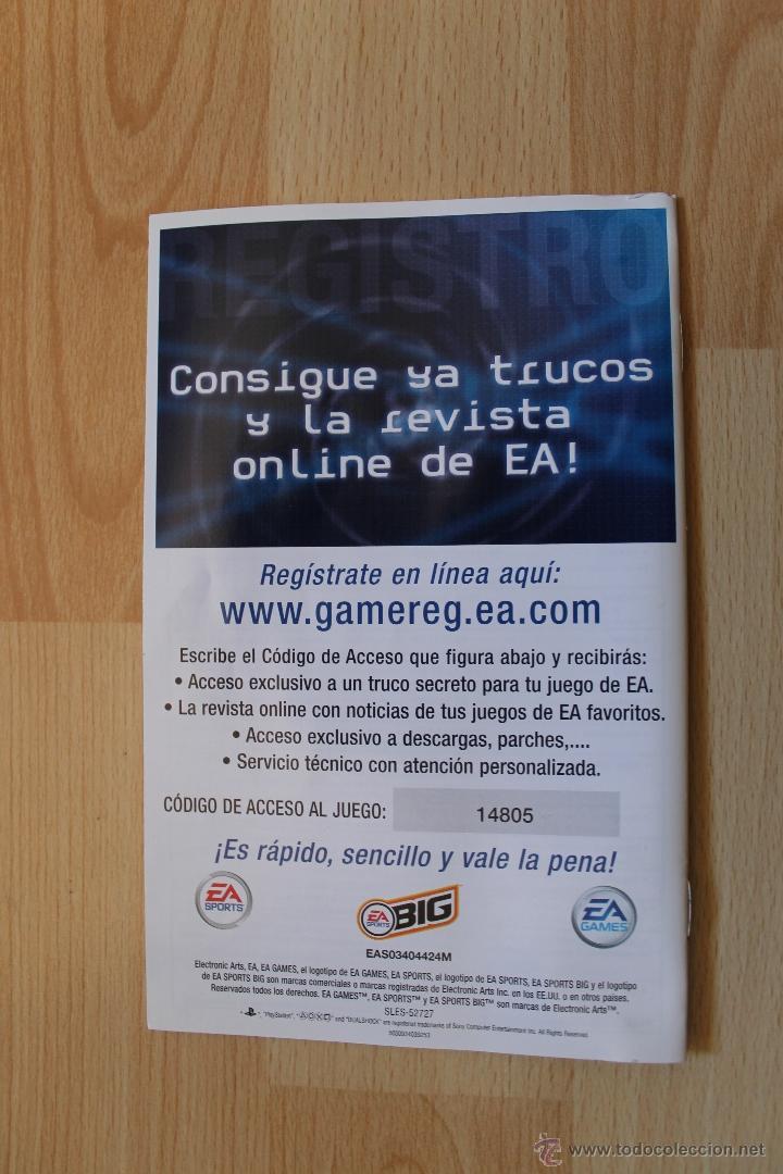 Videojuegos y Consolas: NBA LIVE 2005 JUEGO PLAYSTATION 2 EDICIÓN ESPAÑOLA PS2 - Foto 5 - 41260064