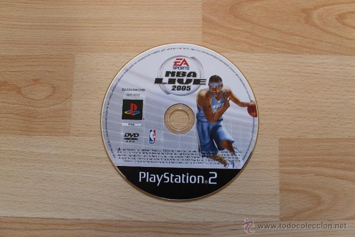 Videojuegos y Consolas: NBA LIVE 2005 JUEGO PLAYSTATION 2 EDICIÓN ESPAÑOLA PS2 - Foto 6 - 41260064