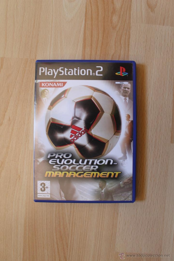 Videojuegos y Consolas: PRO EVOLUTION SOCCER MANAGEMENT JUEGO PLAYSTATION 2 EDICIÓN ESPAÑOLA PS2 - Foto 2 - 41260702