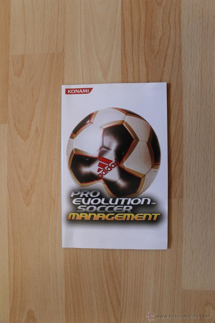 Videojuegos y Consolas: PRO EVOLUTION SOCCER MANAGEMENT JUEGO PLAYSTATION 2 EDICIÓN ESPAÑOLA PS2 - Foto 4 - 41260702