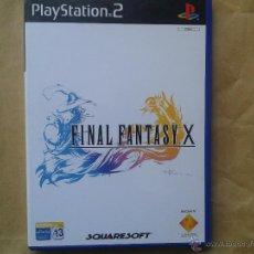 Videojuegos y Consolas: FINAL FANTASY X NUEVO SIN USAR, SIN PRECINTAR. PS2. Lote 41757921