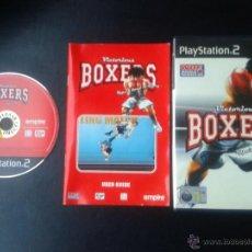 Videojuegos y Consolas: PS2 VICTORIOUS BOXERS COMPLETO PAL ESPAÑA DIFICIL DE CONSEGUIR. Lote 42397674