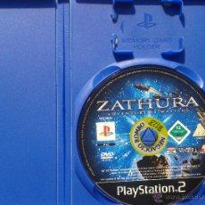 Videojuegos y Consolas: PS2 ZATHURA UNA AVENTURA ESPACIAL, SIN CARATULA, PAL ESPAÑA. Lote 42399542