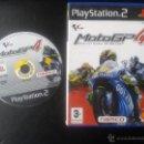 Videojuegos y Consolas: PS2- MOTO GP 4 PAL/ESP. Lote 42473111