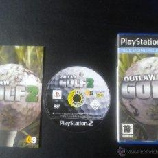 Videojuegos y Consolas: PS2- OUTLAW GOLF 2 PAL/ESP *** COMPLETO ***. Lote 42474240