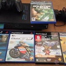 Videojuegos y Consolas: PLAYSTATION 2 COMPLETA FUNCIONANDO PERFECTAMENTE. Lote 42816211