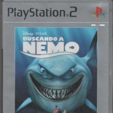 Videojuegos y Consolas: BUSCANDO A NEMO PS2. Lote 42824412