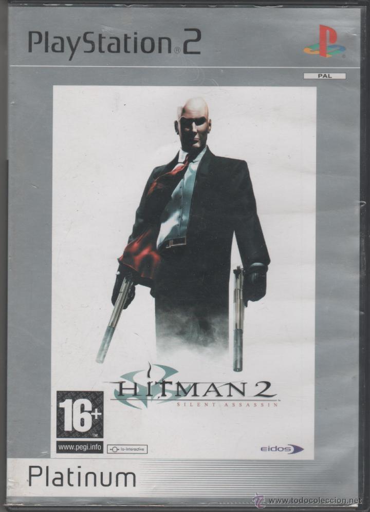 HITMAN 2 II SILENT ASSASSIN PS2 (Juguetes - Videojuegos y Consolas - Sony - PS2)