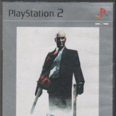 Videojuegos y Consolas: HITMAN 2 II SILENT ASSASSIN PS2. Lote 42841327