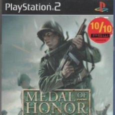 Videojuegos y Consolas: MEDAL OF HONOR FRONTLINE PS2. Lote 42842518