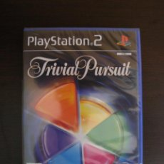 Videojuegos y Consolas: JUEGO PLAYSTATION 2 TRIVIAL PURSUIT. NUEVO. PRECINTADO.. Lote 42963670