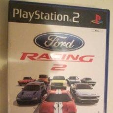 Videojuegos y Consolas: JUEGO PS2 FORD RACING 2. Lote 43089406