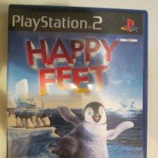Videojuegos y Consolas: JUEGO PS2 HAPPY FEET. Lote 43093938
