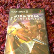 Videogiochi e Consoli: PS2 PLAY STATION STAR WARS STARFIGHTER PAL VERSION ESPAÑOLA. Lote 43259029