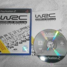 Jeux Vidéo et Consoles: WORLD RALLY CHAMPIONSHIP PARA SONY PLAYSTATION 2 COMPLETO CON CAJA Y MANUAL DE INSTRUCCIONES. Lote 43601546