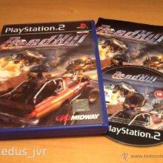 Videojuegos y Consolas: ROADKILL ROAD KILL JUEGO PARA SONY PLAYSTATION 2 PLAY STATION PS2 PAL ESP. Lote 43887705