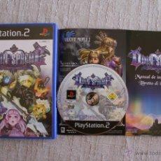 Videojuegos y Consolas: ODIN SPHERE PS2 PAL ESP COMPLETO. Lote 45065942