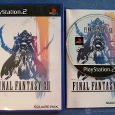 Videojuegos y Consolas: JUEGO PS2,PS3 FINAL FANTASY XII. Lote 45330148
