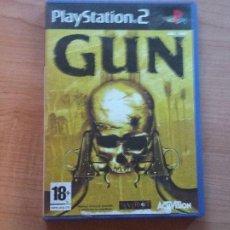 Videojuegos y Consolas: GUN - PS2 . Lote 45935338