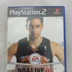 Videojuegos y Consolas: NBA LIVE 06 - PS2. Lote 46097009