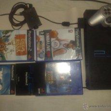 Videojuegos y Consolas: PLAYSTATION 2 FAT. Lote 46123280