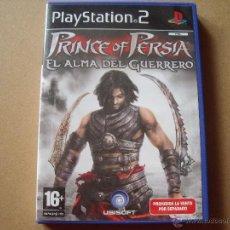Videojuegos y Consolas: PS2 PRINCE OF PERSIA--EL ALMA DEL GUERRERO. Lote 46195373