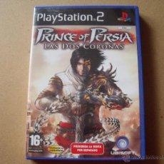Videojuegos y Consolas: PS2 PRINCE OF PERSIA--LAS DOS CORONAS. Lote 46195443