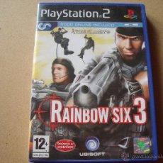 Videojuegos y Consolas: PS2 RAINBOW SIX 3. Lote 46195575
