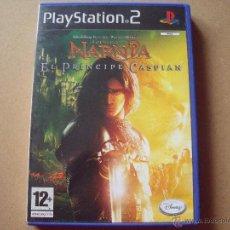 Videojuegos y Consolas: PS2 NARNIA--EL PRINCIPE CASPIAN. Lote 46195602