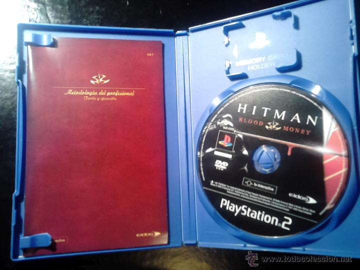 Videojuegos y Consolas: HITMAN - PACK LOTE DE 2 DISCOS - PLAYSTATION 2 - SILENT ASSASSIN Y BLOOD MONEY - Foto 2 - 46688082
