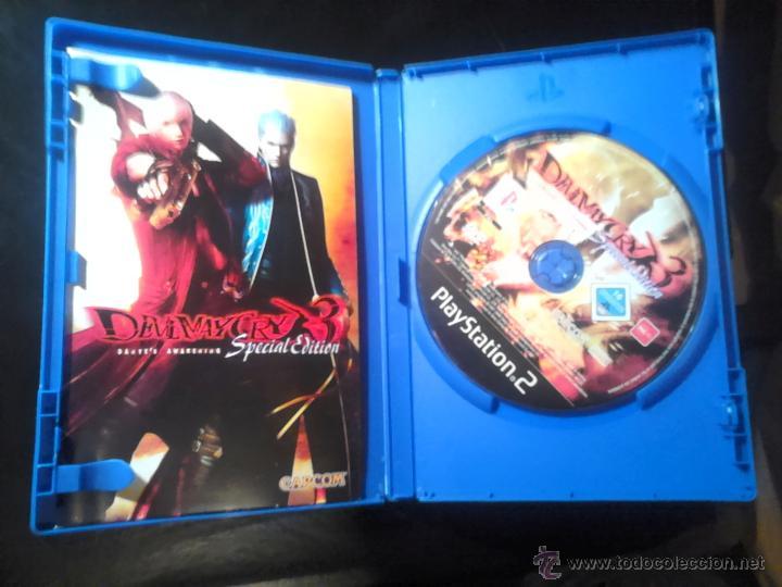Videojuegos y Consolas: DEVIL MAY CRY 1 , 2 y 3 - COLECCIÓN PLAYSTATION 2 - LOTE DE 4 DISCOS - Foto 2 - 46688665