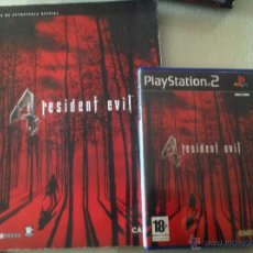 Videojuegos y Consolas: LOTE RESIDENT EVIL 4 + GUIA OFICIAL. Lote 47068600