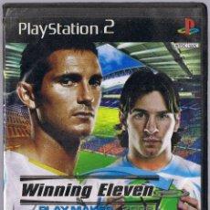 Videojuegos y Consolas: NO CONTIENE CD - SOLO CAJA - WINNING ELEVEN PLAY MAKER 2008 - PLAY STATION 2 - NO CONTIENE CD. Lote 47467176