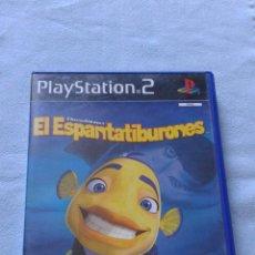 Videojuegos y Consolas - EL ESPANTATIBURONES - PLAYSTATION 2 - PAL/ESP - 47805102