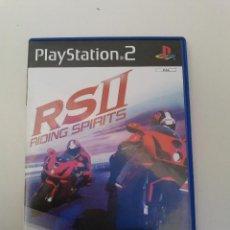 Videojuegos y Consolas: RS II -RIDING SPIRITS-330 MOTOS DE LOS MEJORES FABRICANTES-CAPCOM-PAL. Lote 133693994