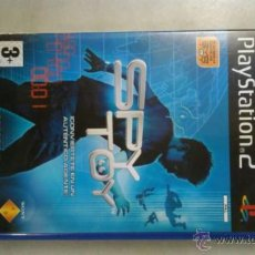 Videojuegos y Consolas: SPY TOY PARA PLAYSTATION 2 PS2. Lote 47921717