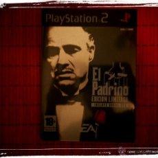 Videojuegos y Consolas: EL PADRINO EDICIÓN LIMITADA (PLAYSTATION 2). Lote 47940193